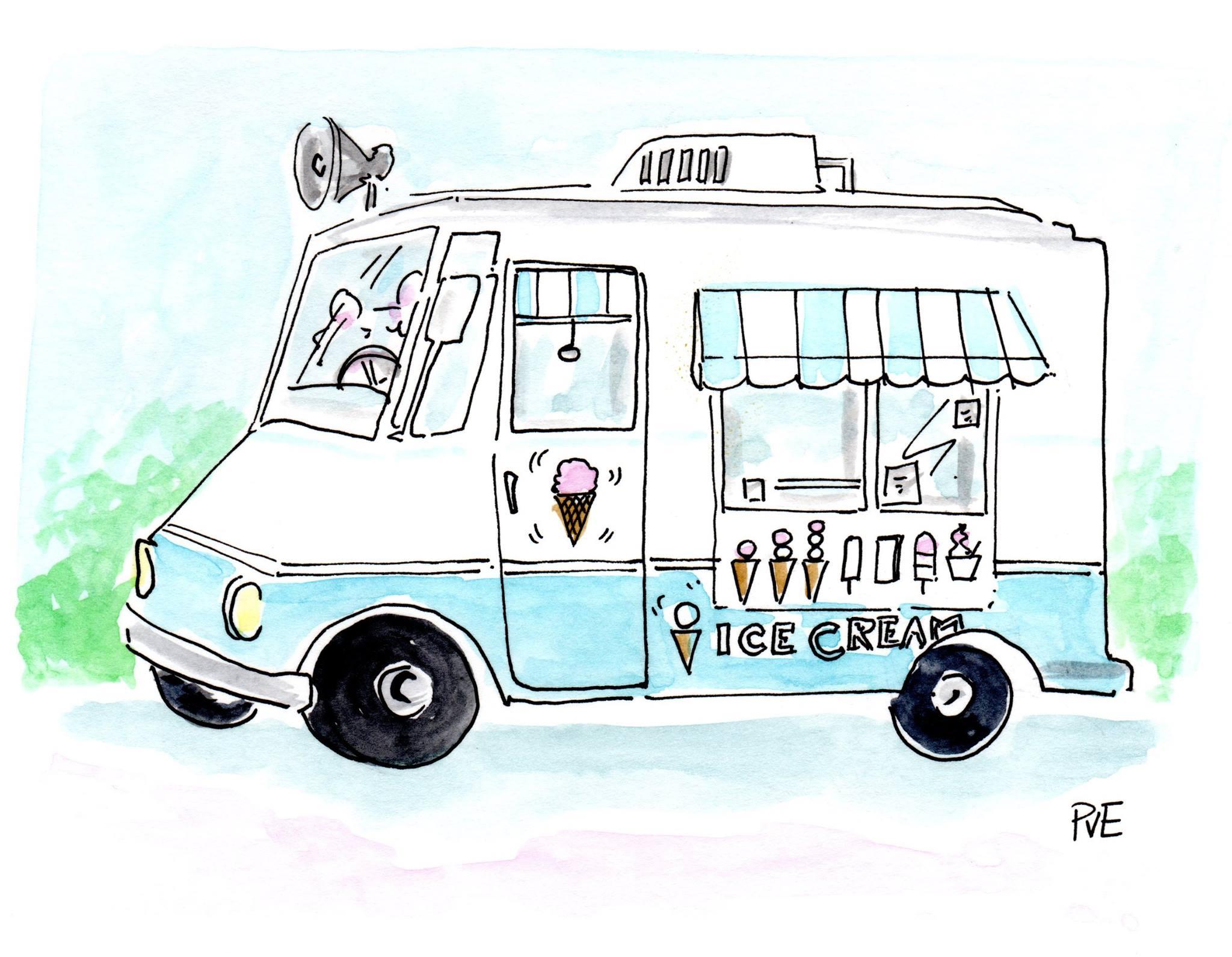 Mochi ice cream