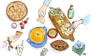 Halal sausages & merguez