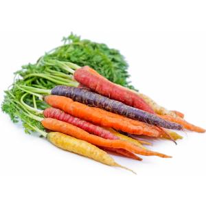 Heirloom carrots - 500g