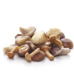 Frozen mix mushrooms - 1kg