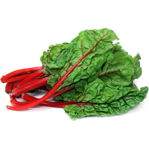 Organic red chard / rhubarb heirloom - 250g