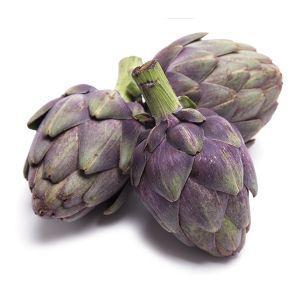 Baby purple artichoke / poivrade artichoke - 1kg