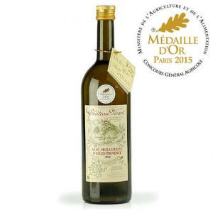 Extra virgin olive from France - 250ml - Cold pressed olive oil with richly aromatic flavour