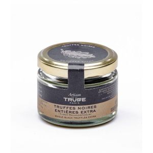 Whole EXTRA black truffles tuber melanosporum - 25g