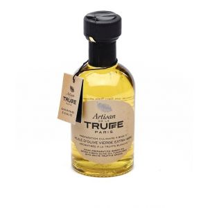 Extra virgin olive oil with white truffle aroma
