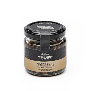 Carpaccio of Summer truffle - 80g