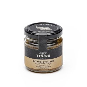 Olives and summer truffle spread delight - 80g