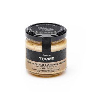 Parmigiano reggiano cheese cream with summer truffle 2% - 90g