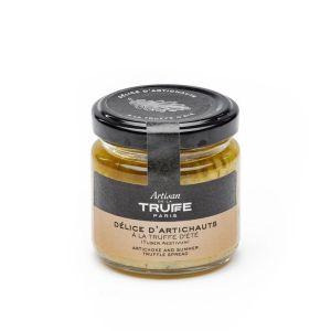 Artichoke and black summer truffle delight - 80g