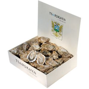 "Tsarskaya oysters n2 - ""The Oysters for the Tsars"""