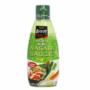 Wasabi sauce - 170g - no added color