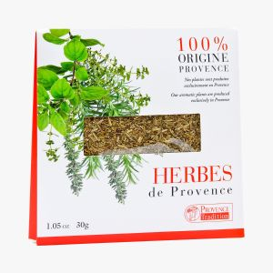Red Label Provence herbs - 30g - ideal for meat grilling on barbecue