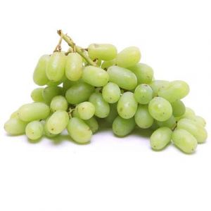 Seedless white grapes - 1kg