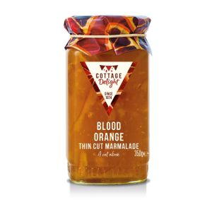 Blood orange thin cut marmalade - 350g