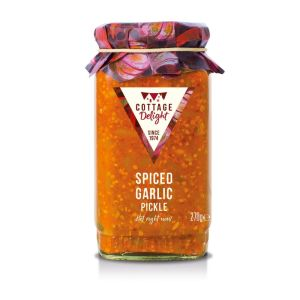 Spiced garlic pickle - 270g