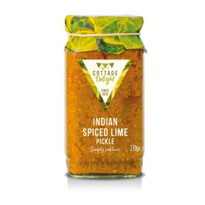 Indian spiced lime pickle - 270g
