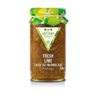 Lime thick cut marmalade - 350g
