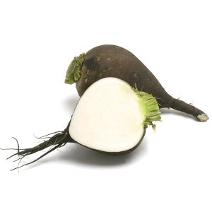 Black radish - piece of 200g