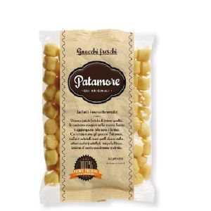 Ready-to-cook potato gnocchi - 1kg (frozen) - no preservative added