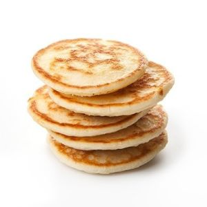 4 fresh blinis vacuum packed - 200gm