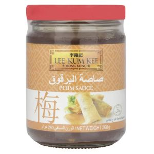 Lee kum kee plum sauce - 260g the right sauce for spring rolls