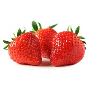 Strawberry in tray of 500g