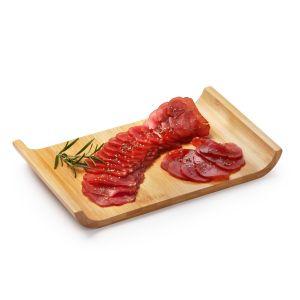NEW Artisan sliced pork fillet with crushed pepper 100% French origin - 100g - (non-halal) - 2/3 week shelf-life
