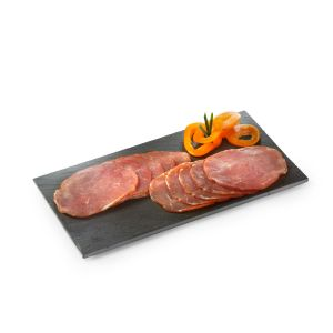 NEW Artisan naturally smoked bacon 100% French origin 10 slices - 100g (non-halal) - 3/4 week shelf-life