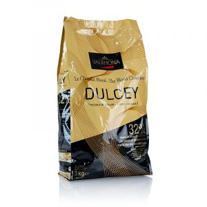 Valrhona white chocolate Dulcey 32% - 3kg - creamy and toasty