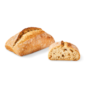 Pre-baked multigrain loaf bread by MOF Frederic Lalos - 450g (frozen) - follow our cooking tip