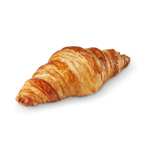 Pre-baked fine butter croissant 6 x 80g (frozen) - follow our cooking tip