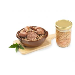 NEW Artisan cassoulet with drumsticks - 750g (non halal)