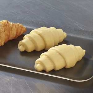 "Pre-baked mini croissants ""all-butter"" Lenotre - 12 x 30g (frozen) - generic packing / follow our cooking tip"
