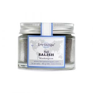 Salish salt from Washington - 45g