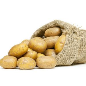 Agria potatoes +75 - 1kg - tender, ideal for mashed potatoes and gratin