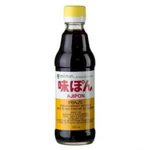 Ponzu citrus seasoned soy sauce (ajipon) - 355ml