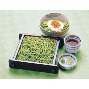 Chasoba / Japanese green tea noodles - 300g