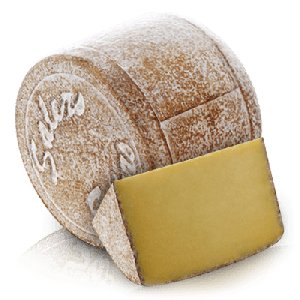 AOC Cantal grand affinage with Salers milk - 200g - (cow milk) - strongly flavored with a peppery and spicy aroma