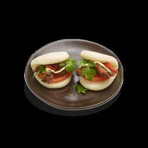 Sandwich bun / Bao bun - 25g x 10pc (frozen)