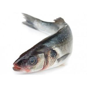 Whole line seabass / bar de ligne 800g to 1kg - 308/kg (netted) - price will be adjusted as per final weight