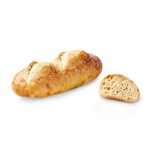 Pre-baked rustic batard bread by MOF Frederic Lalos - 330g (frozen) / follow our cooking tip