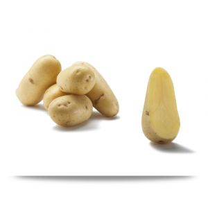 Charlotte potatoes - 1kg - firm, ideal for sauteed potatoes