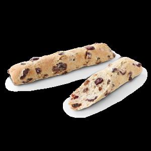 B'break muesli bread - 4 x 70g (frozen) - follow the cooking tip - no preservative, no additive and no colouring