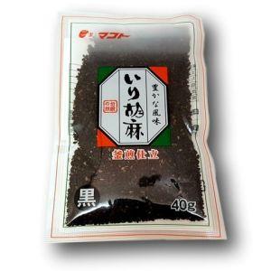 Goma / black sesame seeds - 40g