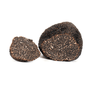 Fresh black winter truffle (tuber melanosporum) 1st choice - 30g - price may vary depending on market condition