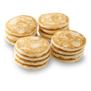 16 fresh mini blinis vacuum packed - 135gm