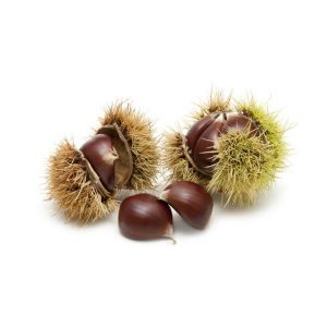 Whole chestnut with bogue / chataignes - 1kg