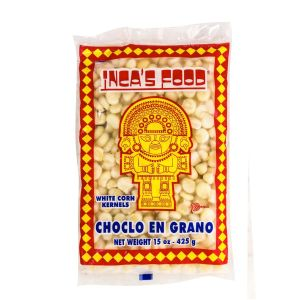 Choclo en grano / corn kernel - 425g (frozen)