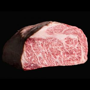 Fullblood wagyu beef ribeye steak marble score 9+ - 2x200g (chilled) (halal) - 3 days shelf-life - 100% hormone & antibiotic-free