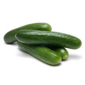 Organic cucumber - 1kg